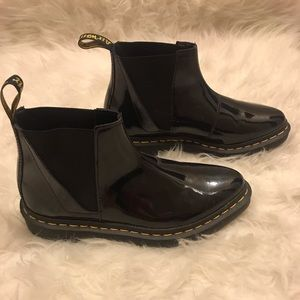 Dr. Marten Patent Boot